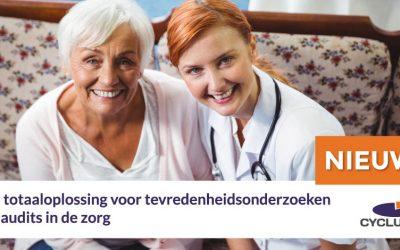 Nieuw voor de zorgsector: Cyclus360 Health